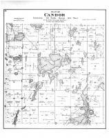 Candor Township, Otter Tail County 1884