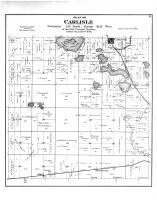 Carlisle Township, Otter Tail County 1884