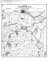 Clitherall Township, Battle Lake, Otter Tail County 1884