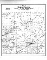 Deer Creek Township, Otter Tail County 1884