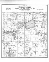 Eagle Lake Township, Hoff PO, Otter Tail County 1884