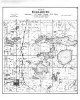 Elizabeth Township, Devils Lake, Otter Tail County 1884