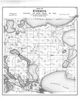 Everts Township, Battle Lake, Otter Tail County 1884