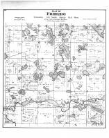Friberg Township, Otter Tail County 1884