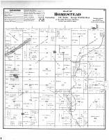 Homestead Township, Otter Tail County 1884