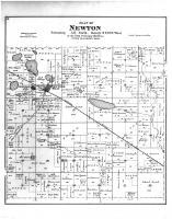 Newton Township, New York Mills, Boardman, Otter Tail County 1884