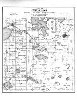 Nidaros Township, Vining, Clitherall, Otter Tail County 1884