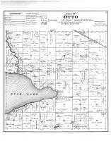 Otto Township, Ruch Lake, Otter Tail County 1884