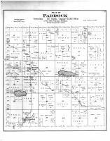 Paddock Township, Red Eye, Otter Tail County 1884
