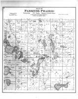 Parkers Prairie Township, Nelsons Lake, Otter Tail County 1884