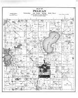 Pelican Township, Pelican Rapids, Otter Tail County 1884
