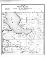 Pine Lake Township, Otter Tail County 1884