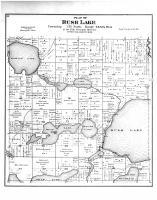 Rush Lake Township, Marion Lake, Otter Tail County 1884