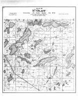 St Olaff Township, Lake Sewell, Otter Tail County 1884