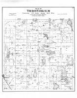 Throndhjem Township, Rothsay, Otter Tail County 1884