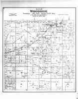 Woodside Township, Wrightstown, Otter Tail County 1884