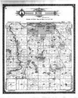 Buse Township, Fergus Falls, Horseshoe Lake, Otter Tail County 1912