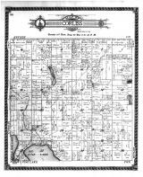 Corliss Township, Pine Lake, Otter Tail County 1912