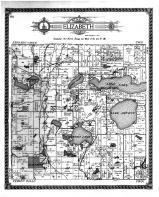 Elizabeth Township, Long Lake, Lake Jewett, Otter Tail County 1912
