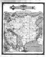 Everts Township, Otter Tail Lake, Battle Lake, Otter Tail County 1912