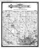 Fergus Falls Township, Pelican River, Otter Tail County 1912