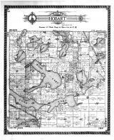 Hobart Township, Iono Lake, Otter Tail County 1912