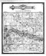 Leaf Lake Township, East Leaf Lake, Otter Tail County 1912