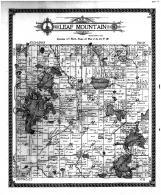 Leaf Mountain Township, Spitsers Lake, Otter Tail County 1912
