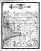 Otto Township, Rush Lake, Otter Tail County 1912