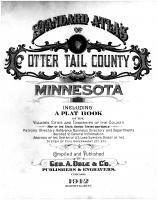 Title Page, Otter Tail County 1912