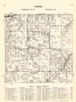 Candor, Otter Tail County 1953