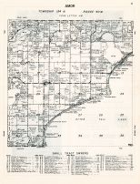 Amor Township, Otter Tail County 1960