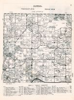 Aurdal Township, Otter Tail County 1960