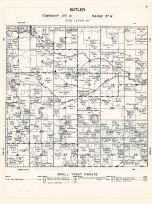 Butler Township, Otter Tail County 1960