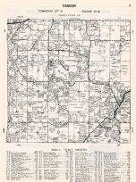 Candor Township, Otter Tail County 1960