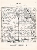 Carlisle Township, Otter Tail County 1960