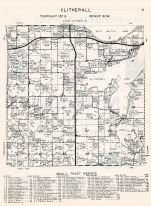 Clitherall Township, Otter Tail County 1960