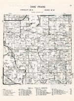 Dane Prairie Township, Otter Tail County 1960