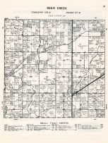 Deer Creek Township, Otter Tail County 1960