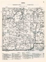 Dora Township, Otter Tail County 1960