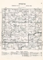Effington Township, Otter Tail County 1960