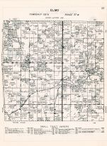 Elmo Township, Otter Tail County 1960
