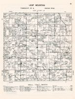 Leaf Mountain Township, Otter Tail County 1960