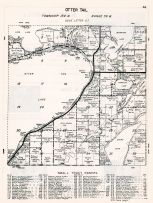 Otter Tail Township, Otter Tail County 1960