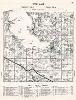 Pine Lake Township, Otter Tail County 1960
