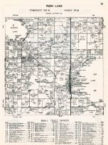 Rush Lake Township, Otter Tail County 1960