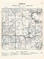 Scrambler Township, Otter Tail County 1960