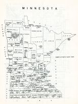 State Map, Otter Tail County 1960