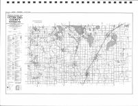 County Map 2, Otter Tail County 1982