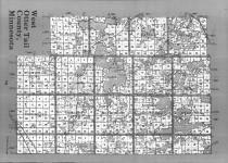 Index Map 1, Otter Tail County 1992